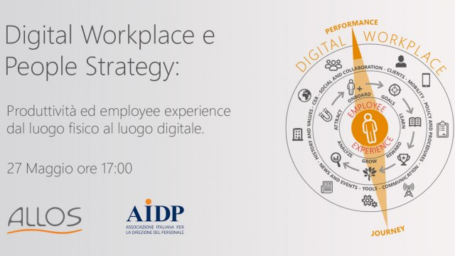Digital Workplace e People Experience